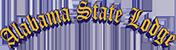 Alabama State Fraternal Order Of Police Logo